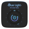 Blue Light GO Locker Theme Icon