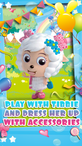 Talking Tibbie Pro Screenshot