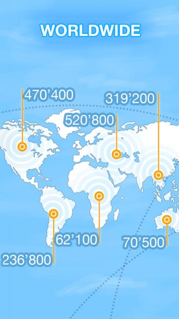 WiFi Карта Pro - Карта Offline + Бесплатный Wi-Fi + Wlan точки + взлом wifi