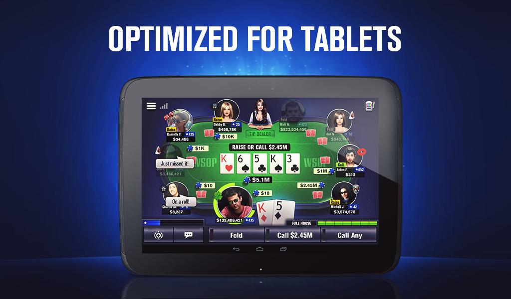 Wsop free poker download