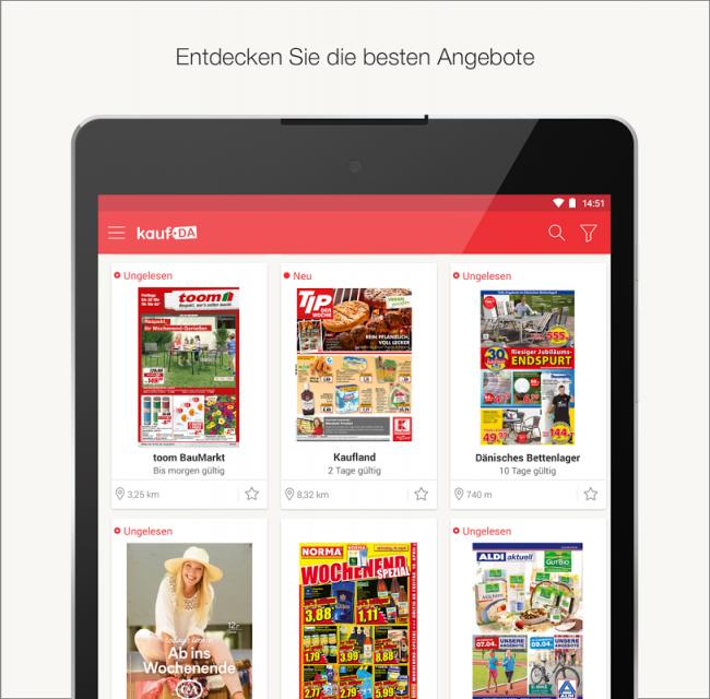 kaufda download apk for android aptoide. Black Bedroom Furniture Sets. Home Design Ideas