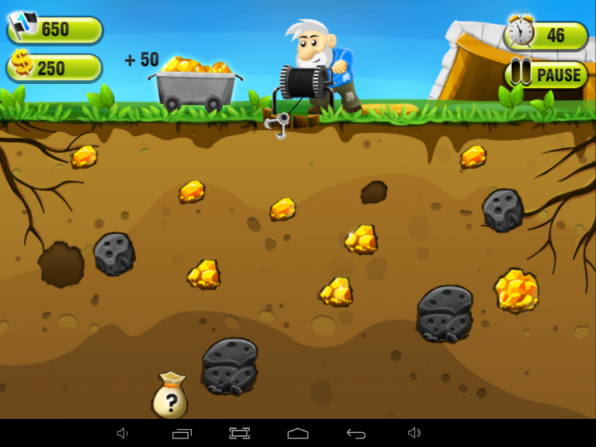 gold miner english 1 player