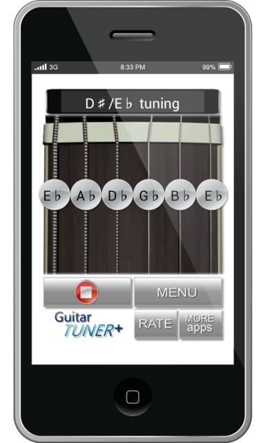 guitar tuner plus free download apk for android aptoide. Black Bedroom Furniture Sets. Home Design Ideas