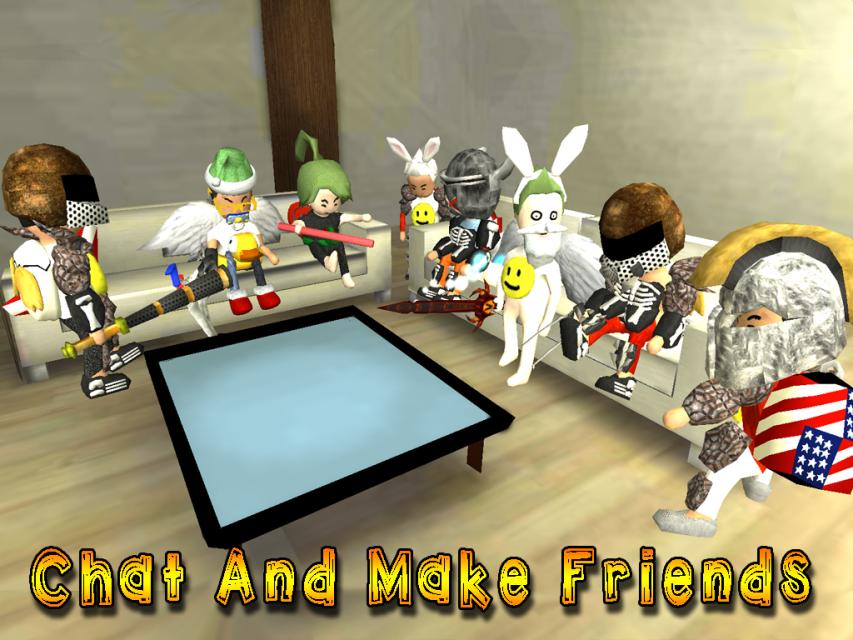 Взлом игры Школа Хаоса: 3D открытый мир.