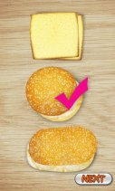 Burger Maker-Cooking game Screenshot