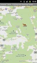 Solunar - Fishing & Hunting TM Screenshot