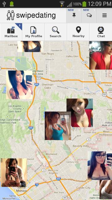 Swipe dating site