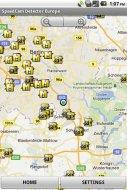 SpeedCam Detector Worldwide Screenshot