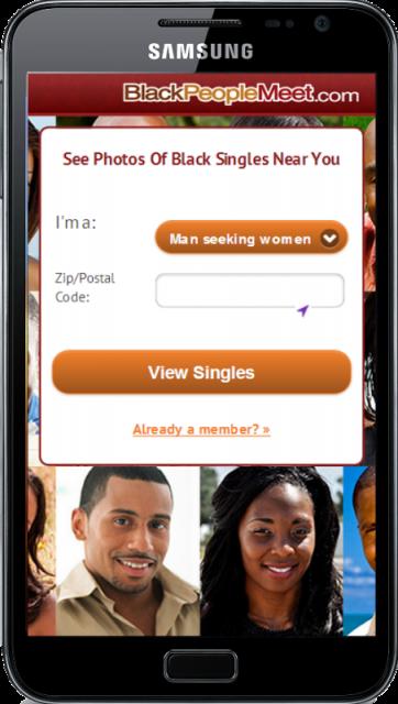 black dating for free login