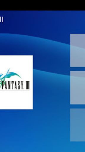 Smart Launcher Theme PSP/PS3 screenshot 3
