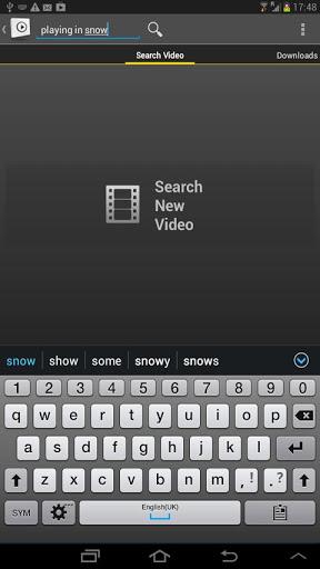 Videoder Screenshot