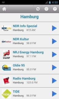 Deutsche Radio screenshot 3
