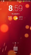 Android 4.3 Screenshot