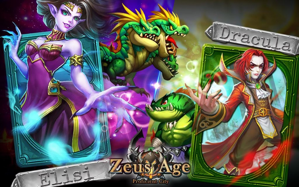 Zeus Age v1.1.1 - Msi8 Android Store | Aptoide - Android Apps Store