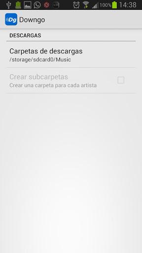 Downgo Screenshot
