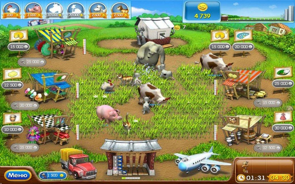 На планшет ферма 2