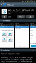 Samsung Apps Screenshot