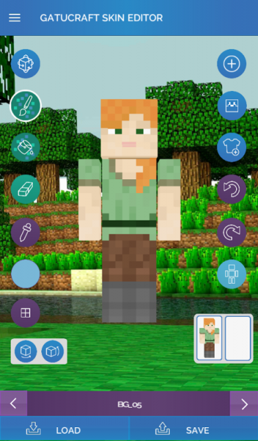 Скачать skin editor for minecraft на андроид