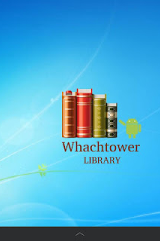 Watchtower Library for Android Screenshot