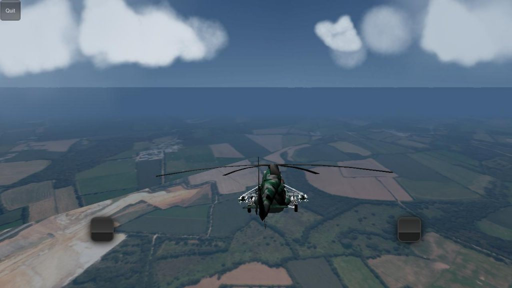 Helicopter rescue flight 3d for pc-windows 7,8,10 and mac apk screenshot 1 android simulation games