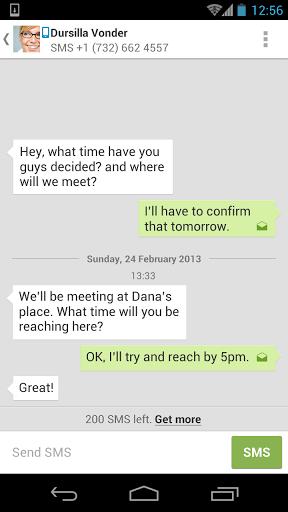 Talk.to Messenger Screenshot