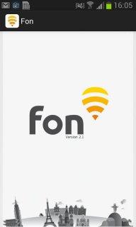 FON screenshot 1