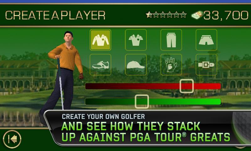 Tiger Woods Pga Tour  Android Apk