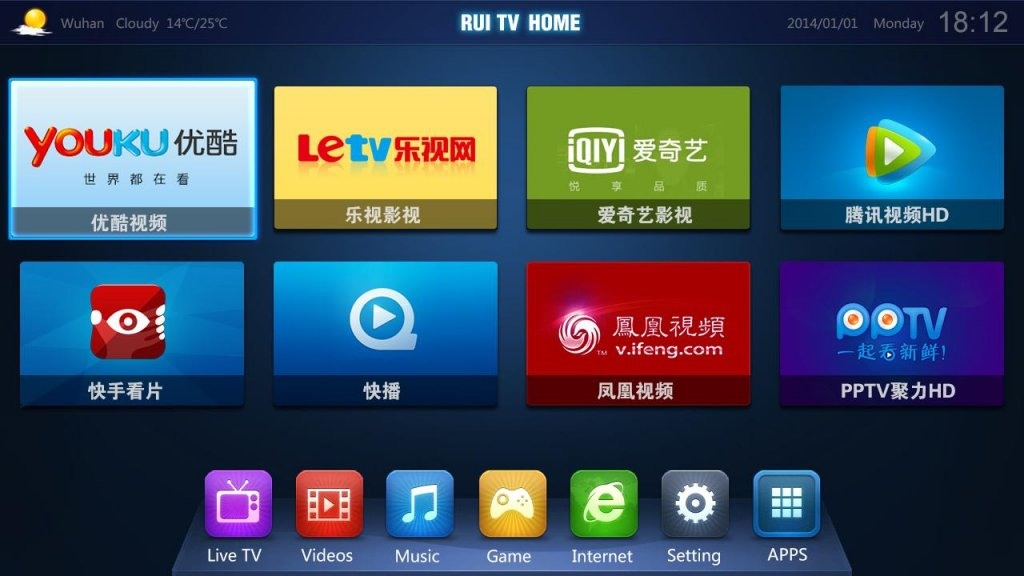 Rui home for tv download apk for android aptoide
