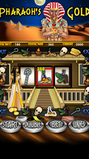 Pharaons Gold Screenshot