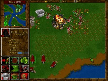 free games like warcraft 2