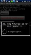 FXR WiFi fix and rescue Screenshot