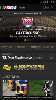 NASCAR MOBILE screenshot 11