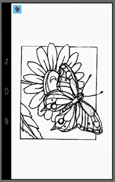 Coloring Pages App For Android : Butterfly coloring pages download apk for android aptoide