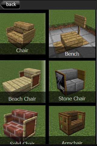 Как сделать в майнкрафте сделать мебель