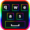 Rainbow Keyboard Icon