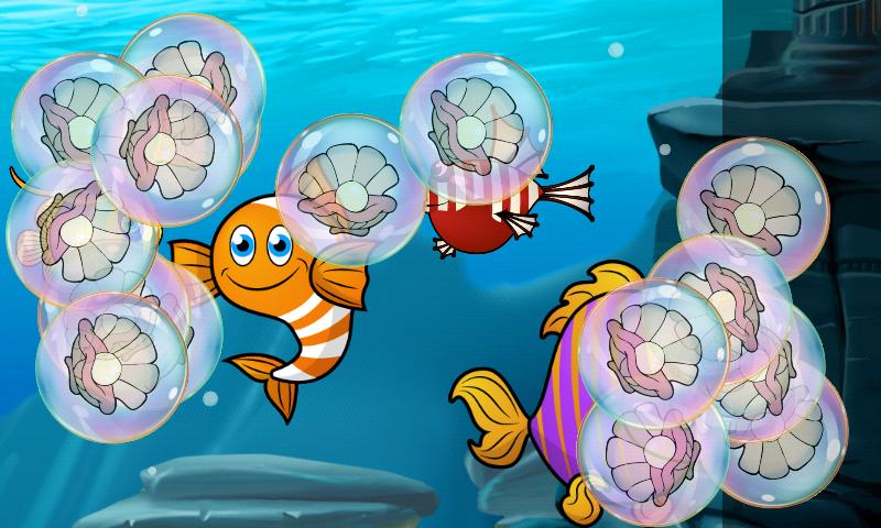 益智为幼儿 鱼类和海洋和水产动物