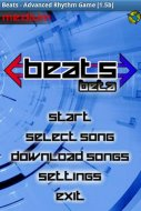 Beats, Advanced Rhythm Game Screenshot