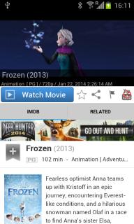 Movie Tube screenshot 4