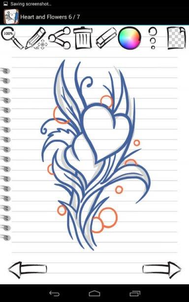 绘制纹身设计 screenshot