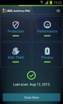 Antivirus Pro Screenshot