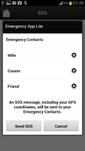 In Case of Emergency ICE-Lite Screenshot