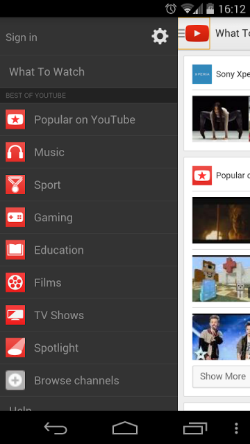 how to play the youtube app in the background