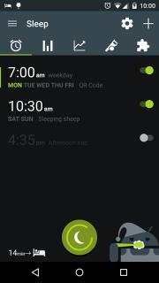 Sleep as Android Unlock screenshot 22