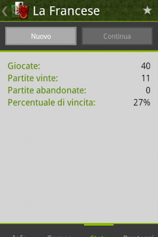 Solitari Italiani Pro Screenshot