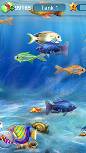 Dream Fish Screenshot