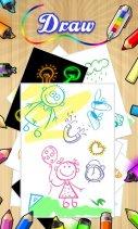 Draw+Coloring Books Screenshot