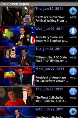 DroidTV Primetime screenshot 5