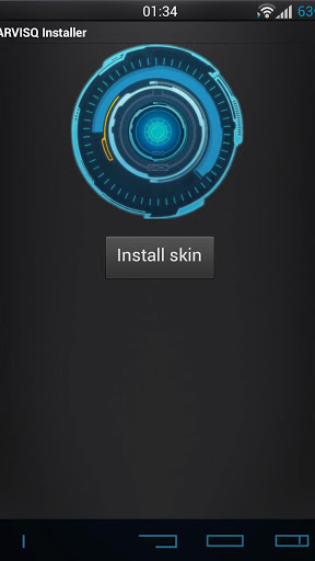 Ironman J.Q - UCCW skin/theme screenshot 5