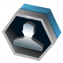 Next Contact Widget Icon