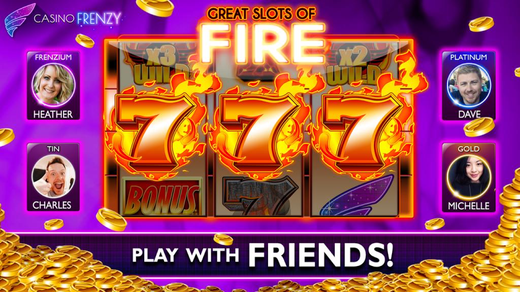 casino frenzy games free